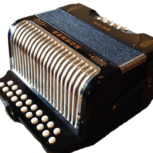 GC Melodeon Lesson