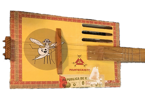 Cigar Box Guitar Lessons to Buy