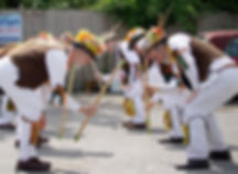 morris men sticks