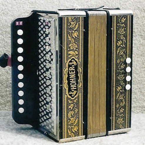 C One Row Melodeon Lesson