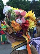 morris flowers hat