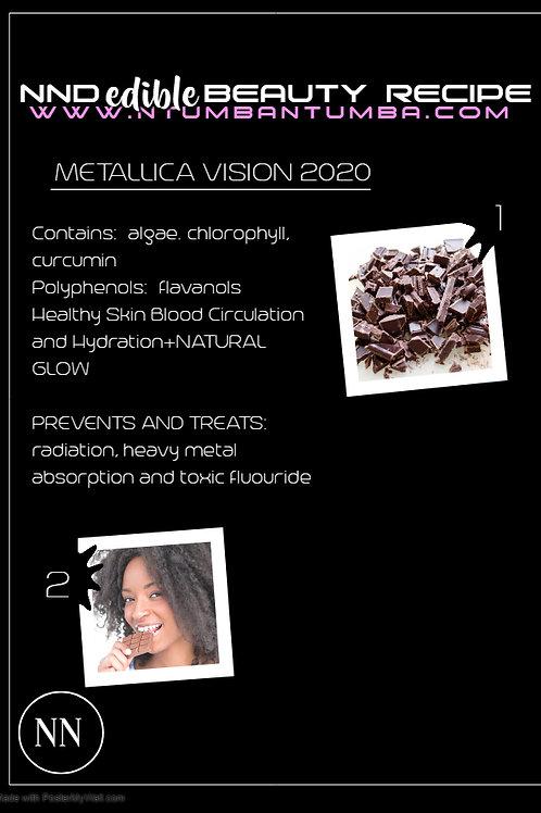 METALLICA VISION 2020