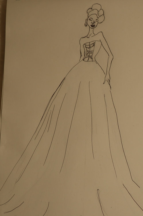 MOONSTONE BRIDE II