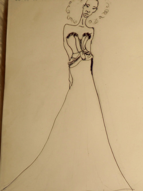 MOONSTONE BRIDE I