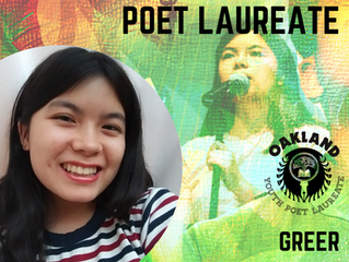 2020 Oakland Youth Poet Laureate: Greer Nakadegawa-Lee to Perform at the Virtual Potluck 7/24