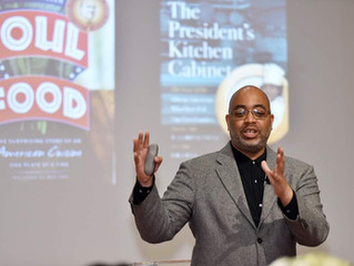 Soul Food Scholar: Adrian Miller Shares a Rich Recipe at the Virtual Potluck 7/24