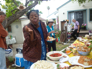 Yeye Luisah Teish: Storyteller and Spiritual Counselor to Speak at Virtual Potluck