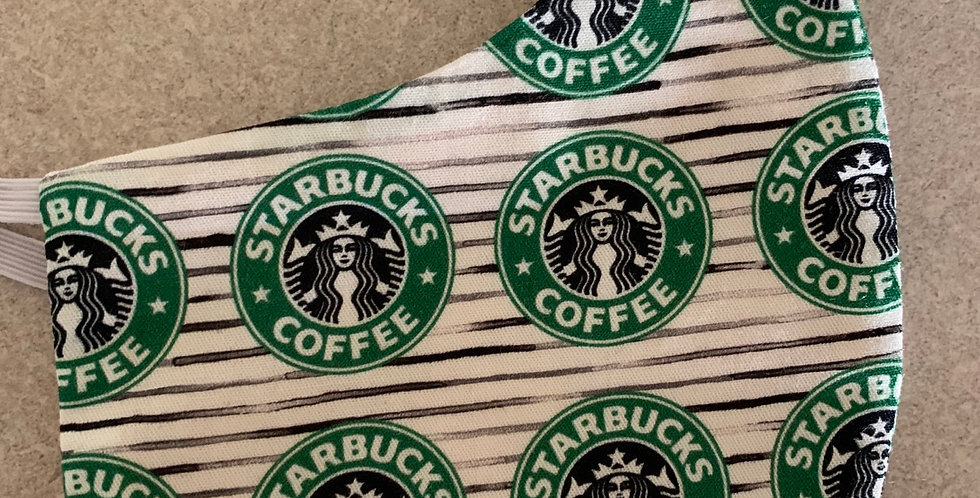 Starbucks mask