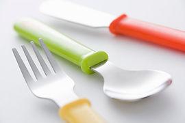 utensili di plastica