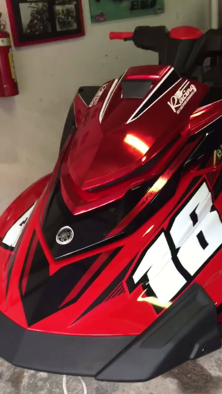 Yamaha SVHO Piloto Jeferson Gomes
