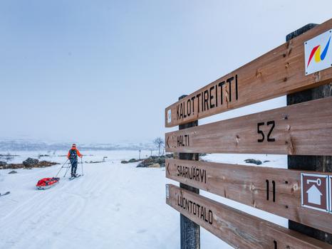 Exploring Lapland: Heading Into Kilpisjärvi's Wilderness