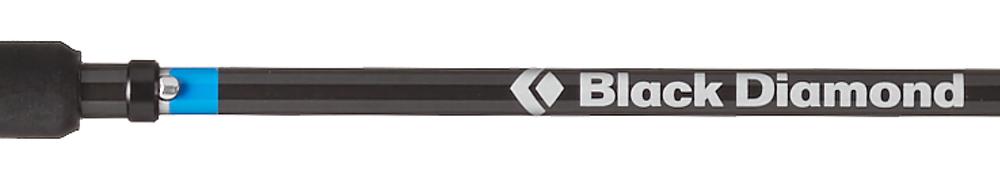 Black Diamond Carbon Z -sauvan pikalukitus