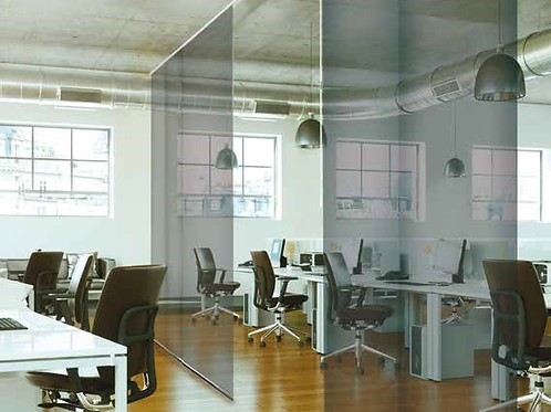 Panel Blind Screen