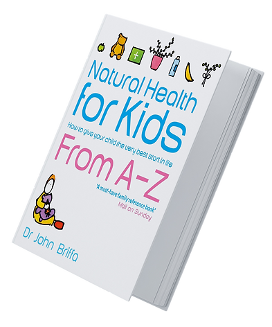 Natural Health for Kids- How to Give You