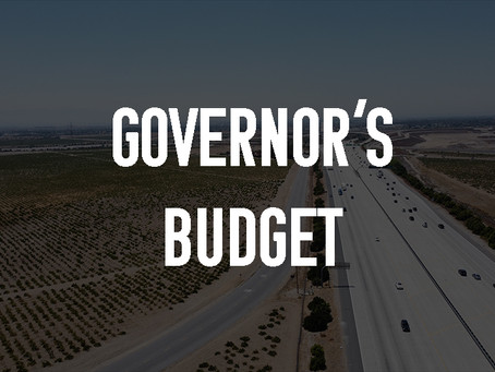 CCAEJ COMMENDS INVESTMENTS AND URGES FURTHER CONSIDERATIONS OF EQUITY IN THE GOVERNOR'S BUDGET
