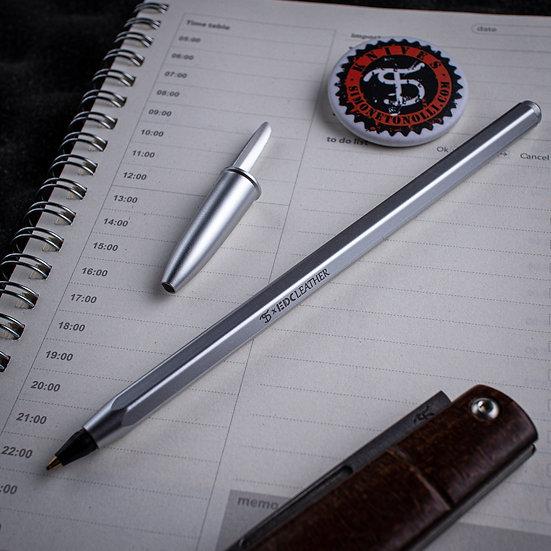 Metal custom BIC pen