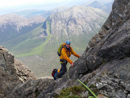Sun, sea and Classic Scottish scrambles