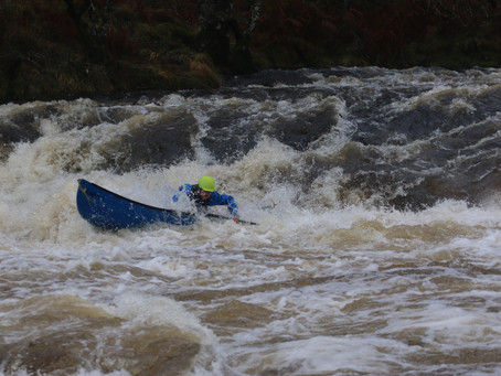 A Canoe Descent of the River Orchy... SEPA 1.1
