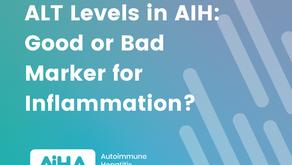 Research Update: ALT Levels in AIH