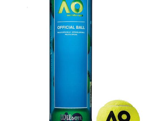 Μπαλάκια Τέννις Wilson Australian Open-x3