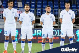 Η προεπιλογή της Ελληνικής Ομάδας Minifootball