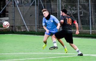 Ποδοσφαιρική απόλαυση στο Unileague!