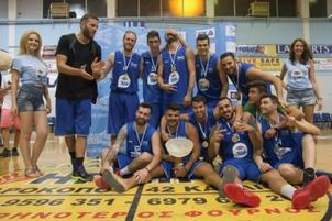 Οι Ανηφόρες στο θρόνο του Total UNI-Basket!
