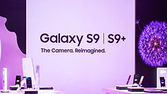 Samsung S9+ launch event