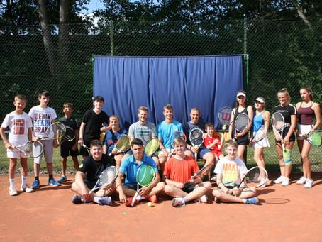Tennis-Feriencamp beim TC Sommerbostel