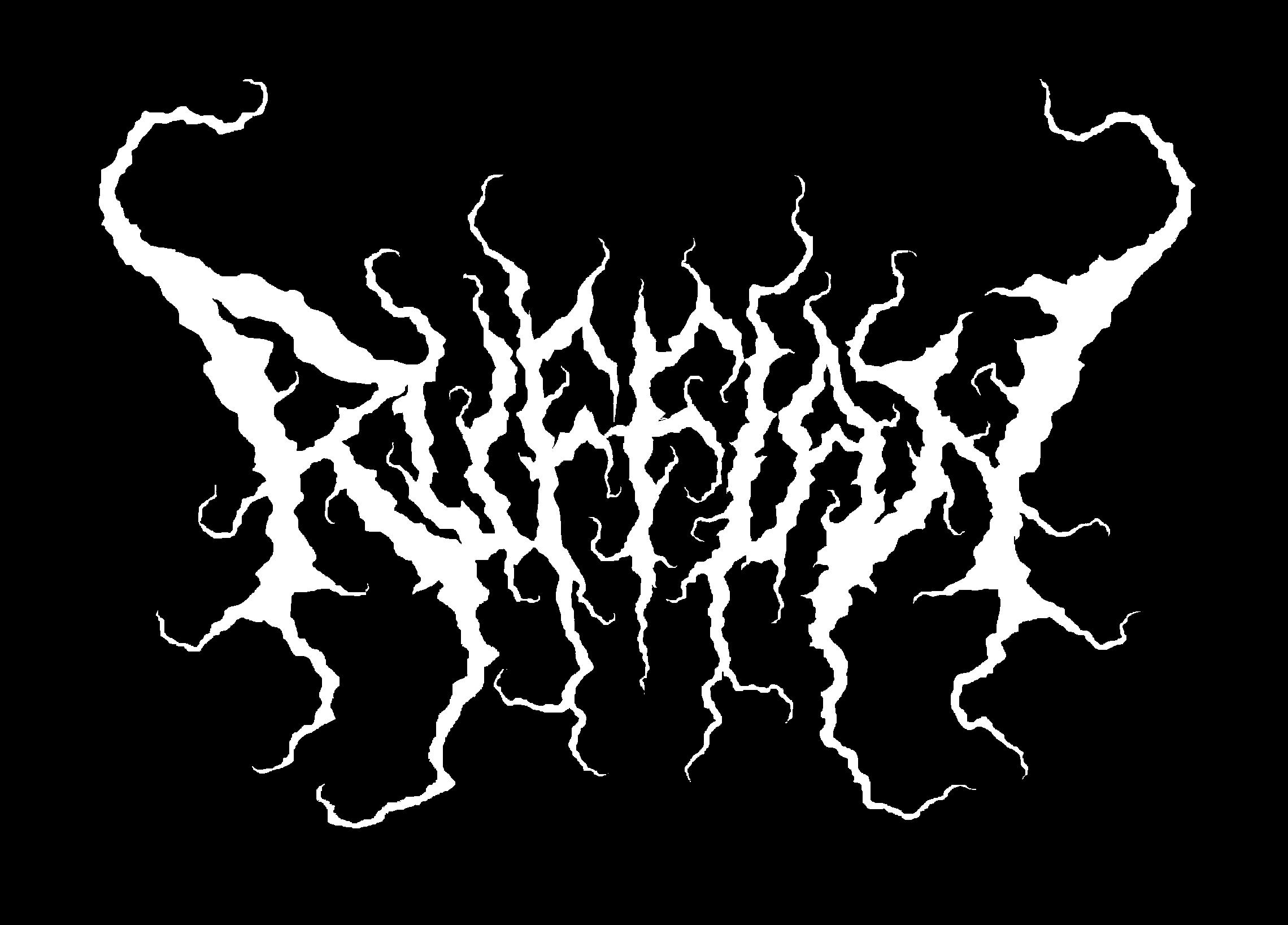 Ruffian metal logo
