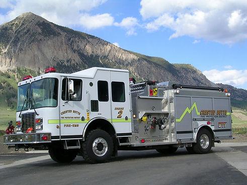 Volunteer Crested Butte Fire & EMS Volunteer Squad