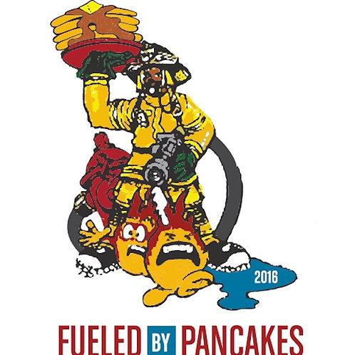 Assorted Vintage Pancake Breakfast T-shirts