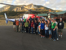 2016 Helicopter Training Class