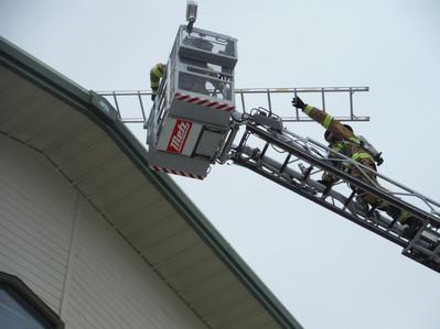 Roof Ladder Training.JPG