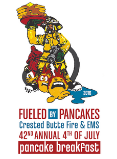2016 Pancake Breakfast T-Shirt