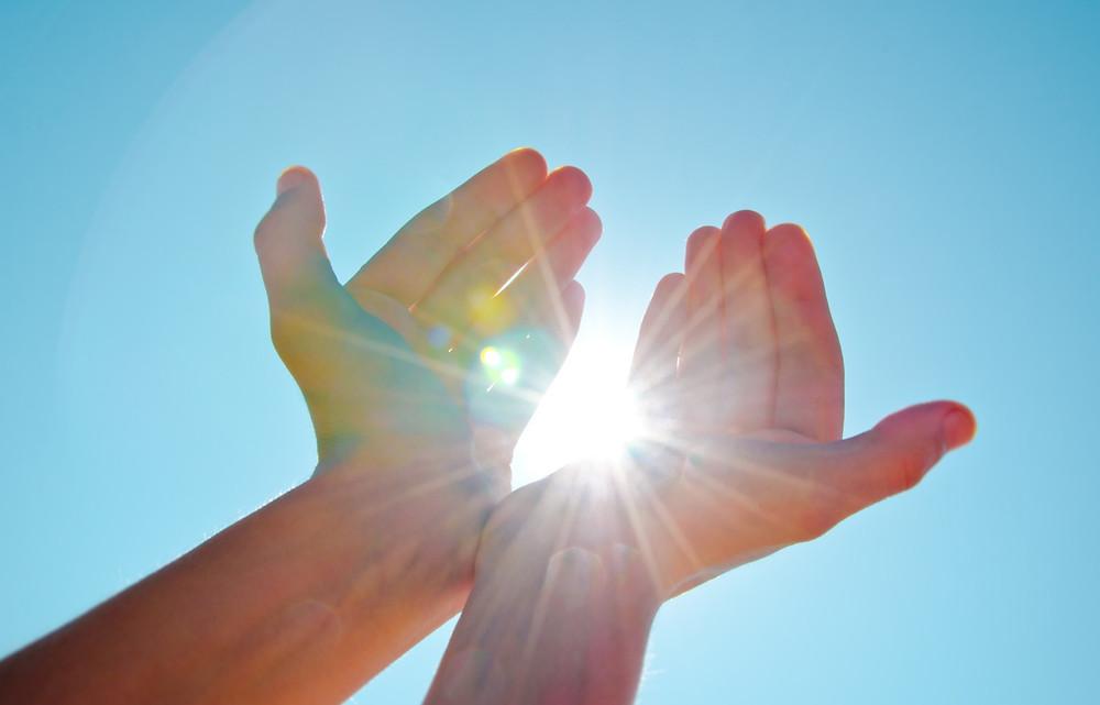 replenishing energy