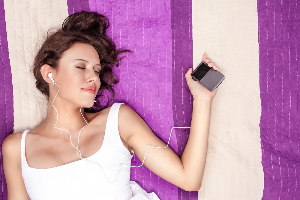 guided meditation recordings