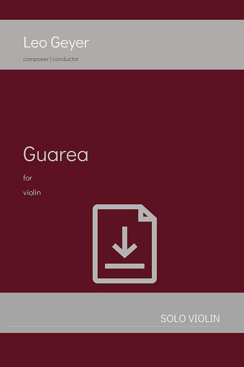 Guarea - Digital Download
