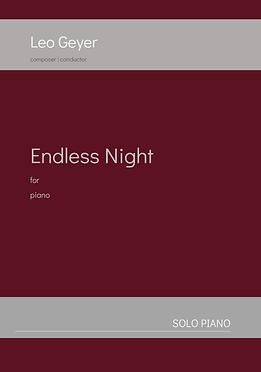 Endless Night - Printed Copy