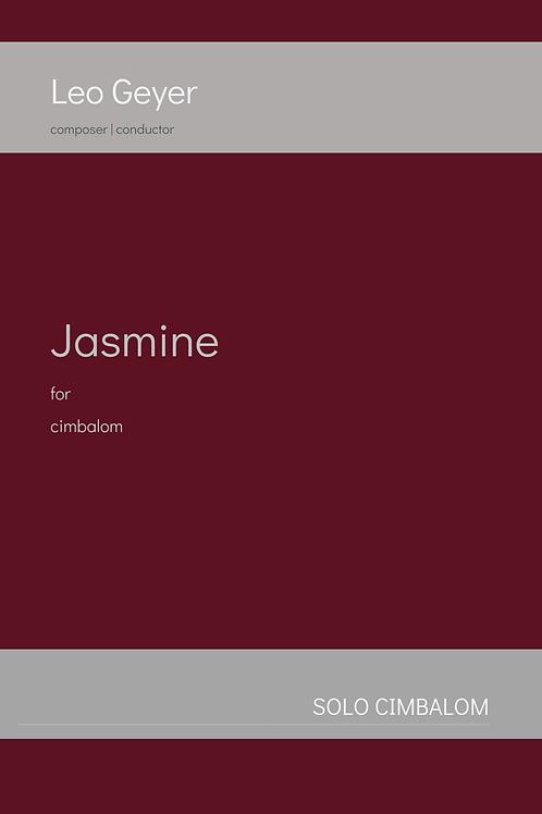 Jasmine - Printed Copy