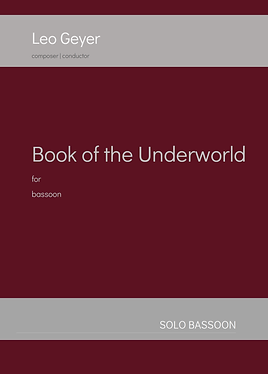 Book of the Underworld - Printed Copy