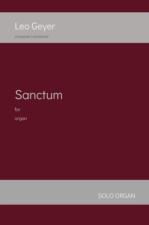 Sanctum -Printed Copy