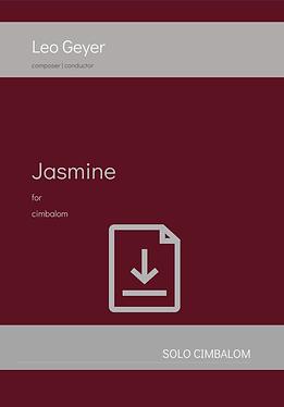 Jasmine - Digital Download