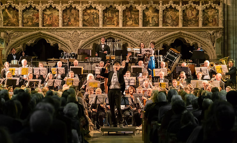 Leo Geyer wih EMG Symphony
