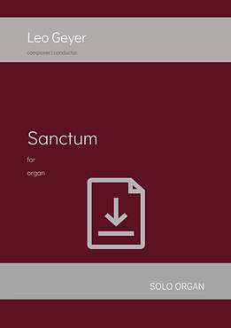 Sanctum - Digital Download
