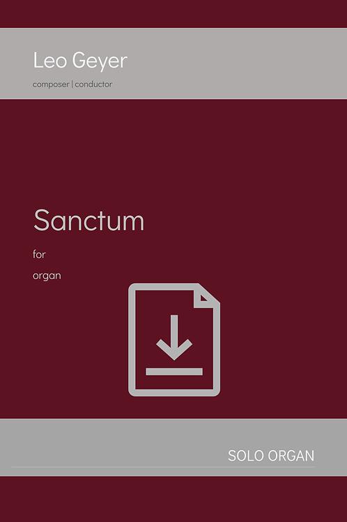 Sanctum - Digital Download