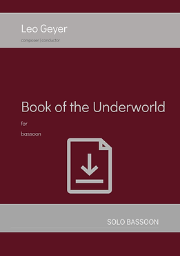 Book of the Underworld - Digital Download