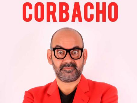 Corbacho en el Teatro Coliseum de Barcelona
