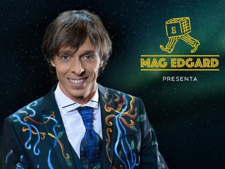 Espectáculo nuevo de Mag Edgard