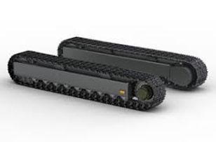 Crawler Track Frames & Parts